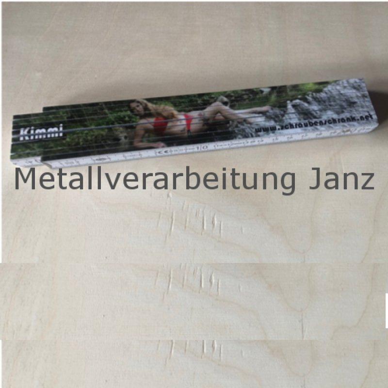 Zollstock / Gliedermaßstab - Sarah